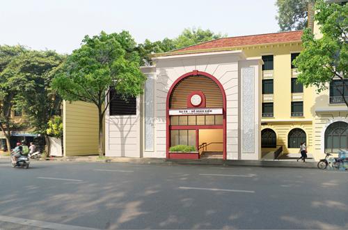 Hà Nội báo cáo Thủ tướng việc xây ga tàu điện ngầm C9 gần Hồ Gươm