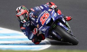 Vinales thắng chặng Australia MotoGP