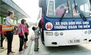 Xe buýt 6 tỷ ở Hà Nội chỉ có 7 khách mỗi lượt là do trời nắng