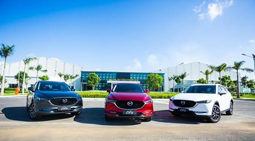 Ôtô Mazda sản xuất tại Việt Nam, chất lượng Nhật Bản - 3