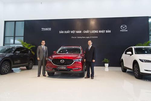 Ôtô Mazda sản xuất tại Việt Nam, chất lượng Nhật Bản - 2