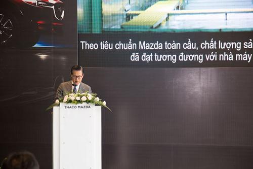 Ôtô Mazda sản xuất tại Việt Nam, chất lượng Nhật Bản