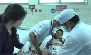 55 trẻ ở Sài Gòn nhập viện sau bữa ăn ở buổi sinh hoạt thiếu nhi