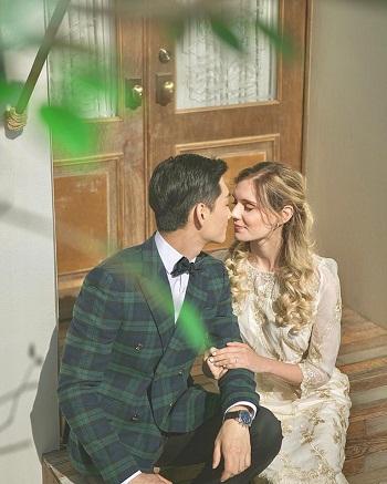 Ảnh: Benito hiện sống ở Seoul và vừa kết hôn đầu tháng 9. Ảnh: LaraLand
