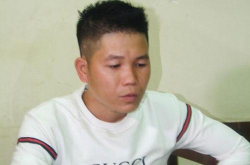 Hung thủ Nguyễn Quang Hưng.