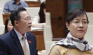 Đại biểu Quốc hội tranh luận về dự án nhà hát 1.500 tỷ Thủ Thiêm