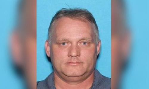 Robert Bowers, nghi phạm xả súng tại giáo đường Do Thái ở thành phố Pittsburgh, Mỹ. Ảnh: CNN.