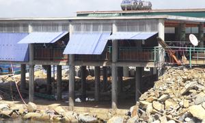 Nhiều sai phạm xây dựng tại Eo Bạch, Hà Tĩnh