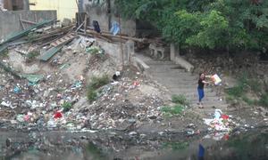 Đại biểu chất vấn Bộ trưởng Trần Hồng Hà về lời hứa làm sạch sông Nhuệ, sông Đáy