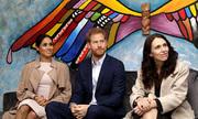 Động đất 6,1 độ ở New Zealand khi vợ chồng Hoàng tử Harry tới thăm