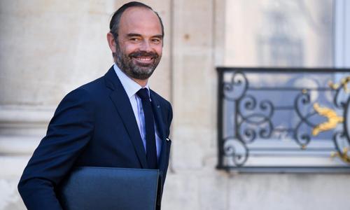 Thủ tướng Pháp Philippe. Ảnh: AFP.