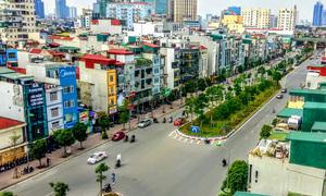 Hệ thống đường vành đai giá 2,4 tỷ đồng một mét ở thủ đô