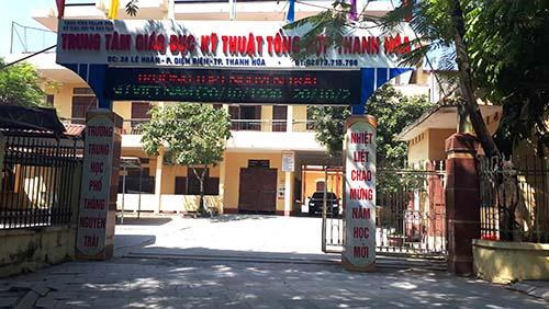 Trường THPT Nguyễn Trãi. Ảnh: Hoàng Lê.
