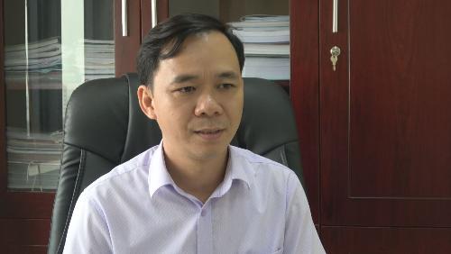 Ông Nguyễn Trung Kiên  Giám đốc dự án Lcasp Bắc Giang.