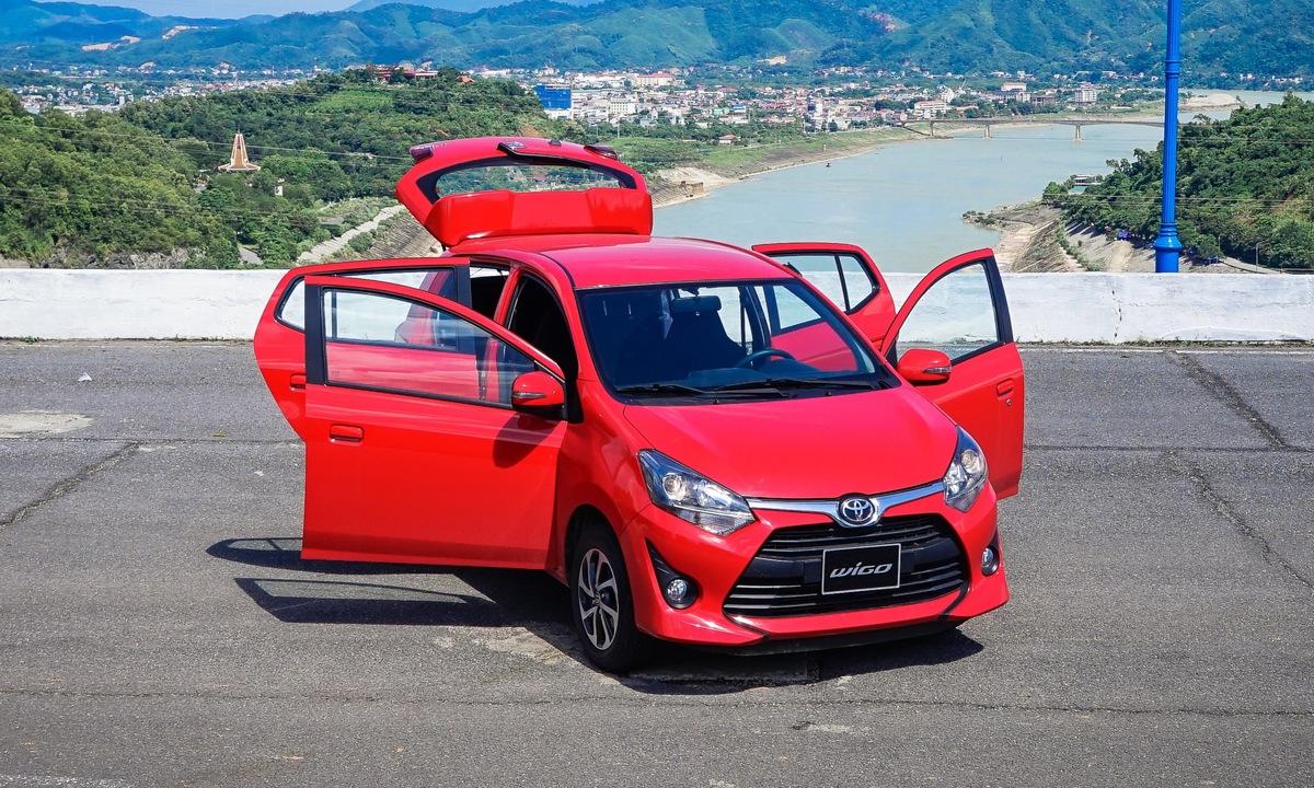 Toyota Wigo - làn gió mới trong phân khúc thống trị bởi xe Hàn