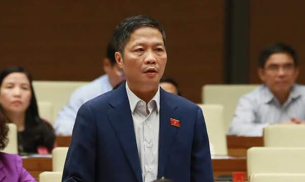 Bộ trưởng Công Thương Trần Tuấn Anh: Ảnh: Hoàng Phong