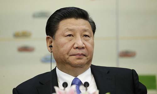 Chủ tịch Trung Quốc Tập Cận Bình. Ảnh: AP.