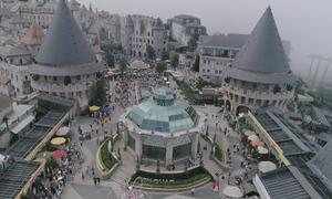 Du lịch Đà Nẵng không còn 'ngủ đông'