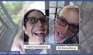 Quản gia ảo trong nhà Mark Zuckerberg