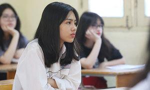 Hà Nội công bố đề thi tham khảo vào lớp 10