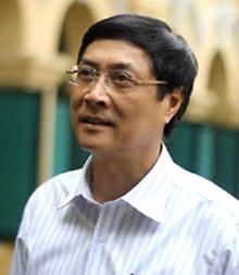Hiệu trưởng trường THCS-THPT Lê Quý Đôn (Hà Nội) Nguyễn Quốc Bình.