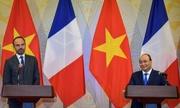 Việt - Pháp ký kết các thoả thuận trị giá 10 tỷ USD