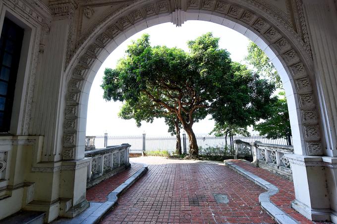 Vẻ đẹp ngôi trường 110 tuổi ở Hà Nội