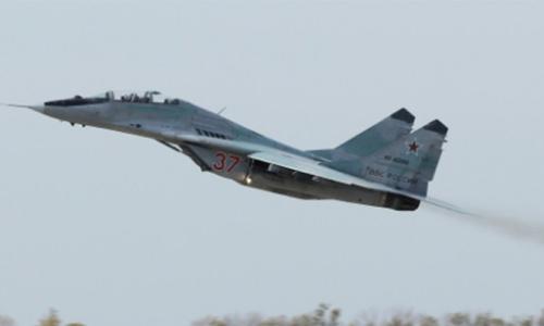 Một chiếc MiG-29 của Nga. Ảnh: RT.