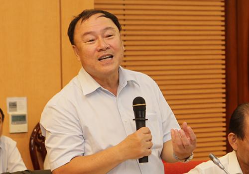 PGS.TS Phạm Bích San, chuyên gia xã hội học. Ảnh: Anh Duy.