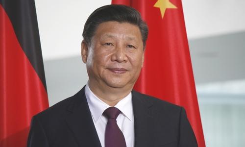 Chủ tịch Trung Quốc Tập Cận Bình tại Trung Quốc tháng 7/2017. Ảnh: Reuters.