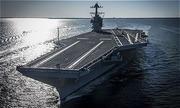 Siêu tàu sân bay 13 tỷ USD của Mỹ thiếu thang nâng vũ khí
