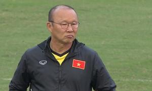 HLV Park Hang-seo chốt 23 cầu thủ tham dự AFF Cup
