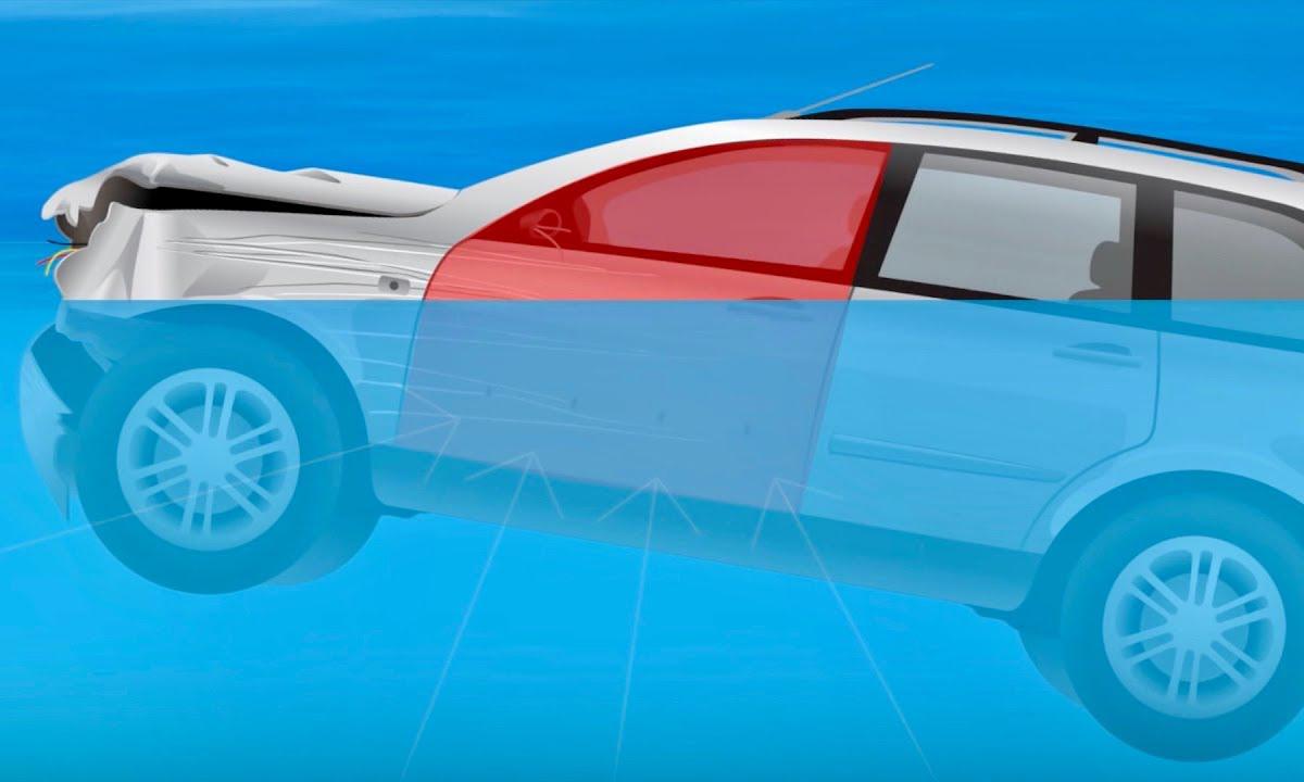 Kỹ năng thoát hiểm khi ôtô bị chìm dưới nước