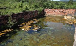 Khu du lịch suối nước nóng 8 tỷ đồng hoang phế ở Kon Tum