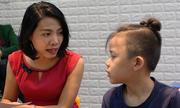 Nhiều trẻ đi học chữa ngọng ở Hà Nội
