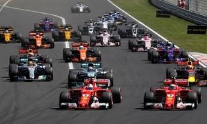Hà Nội sẽ tổ chức đua xe F1 vào năm 2020