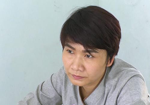 Bị cáo Bùi Thị Thu Hằng. Ảnh: N.T.