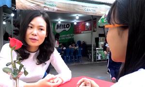 Hiệu trưởng ở Sài Gòn mời học sinh ăn sáng để trò chuyện