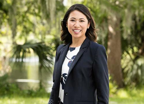 Dân biểu Florida Stephanie Murphy. Ảnh: Florida Daily