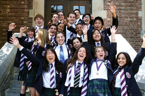 học sinh CAIS được trang bị các kỹ năng của học sinh thế kỷ 21.