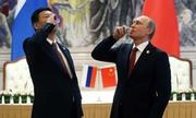 'Mối tình' Nga - Trung khăng khít giữa căng thẳng với Mỹ