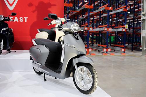 Klara pin lithium-ion tại nhà máy VinFast ở Hải Phòng, giá 57 triệu đồng.