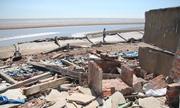 Gần 900 tỷ đồng xây đê biển đối phó xâm mặn ở miền Tây