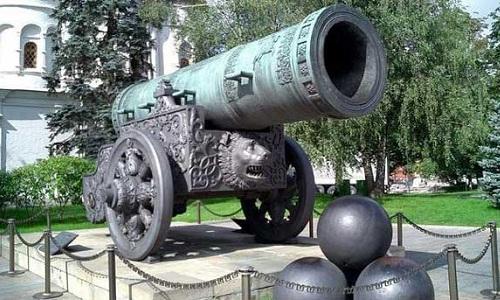 3 vũ khí từng lập kỷ lục về kích thước của quân đội Nga - ảnh 1