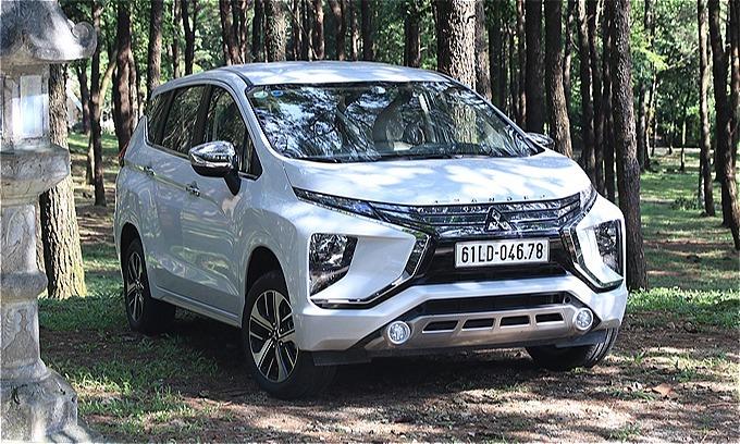 Những lý do để mua Mitsubishi Xpander tại Việt Nam