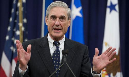 Công tố viên đặc biệt Robert Mueller. Ảnh: AFP.