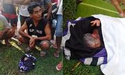 Hai bé sơ sinh bị ném khỏi ôtô đang chạy ở Philippines