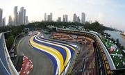 Quá trình 4 tháng hoàn thành đường đua F1 của Singapore