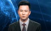 Hãng tin Trung Quốc ra mắt người dẫn chương trình nhân tạo đầu tiên trên thế giới
