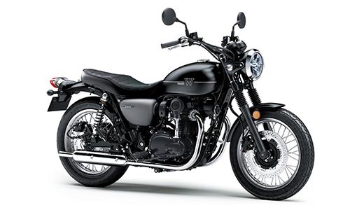 Kawasaki W800 2019 phiên bản street.